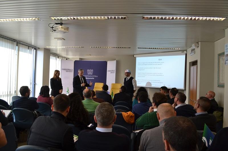 Confindustria Benevento : concluso il percorso formativo sulle opportunità del digitale