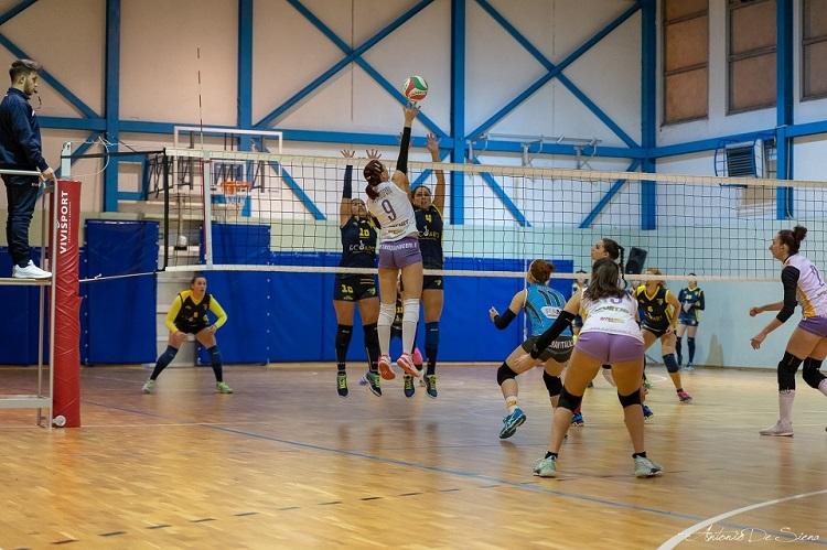 L'accademia Volley inizia il 2020 a Volla