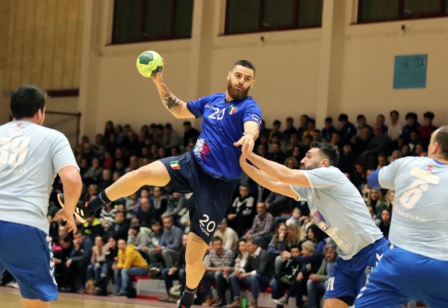 Qualificazioni ai Mondiali di Pallamano. La nazionale italiana arriva oggi a Benevento
