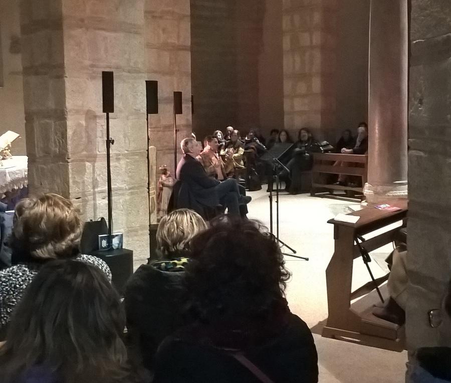 La grande letteratura a Santa Sofia: Maurizio De Giovanni  emoziona il pubblico