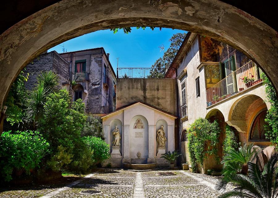 Domeniche in dimora dal 26 gennaio al 26 aprile alla scoperta di 30 siti in Campania