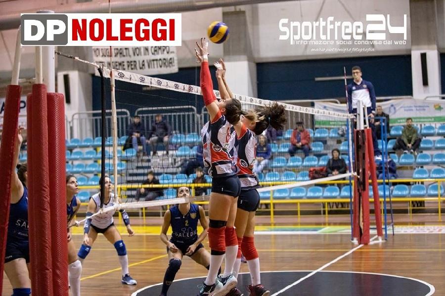Inizia male il nuovo anno per la DP Noleggi SG Volley