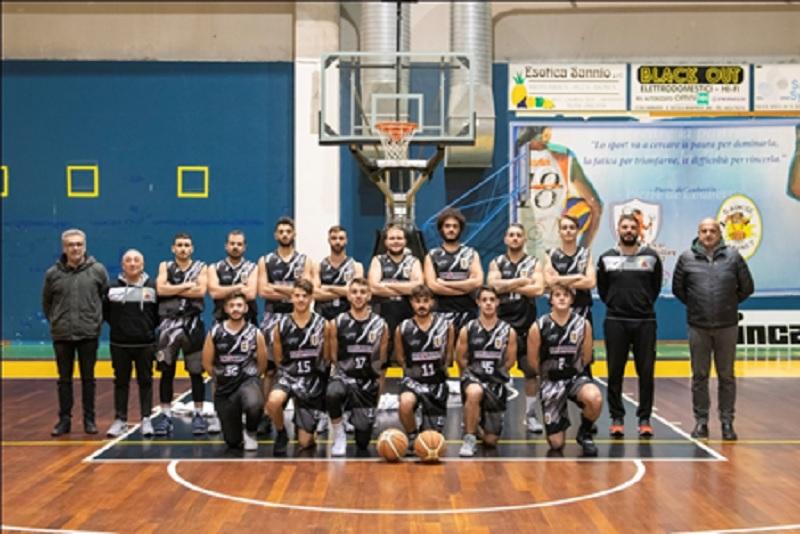 Promozione, l'Edil Appia Basket Sant'Agnese cade a Maddaloni solo nel finale