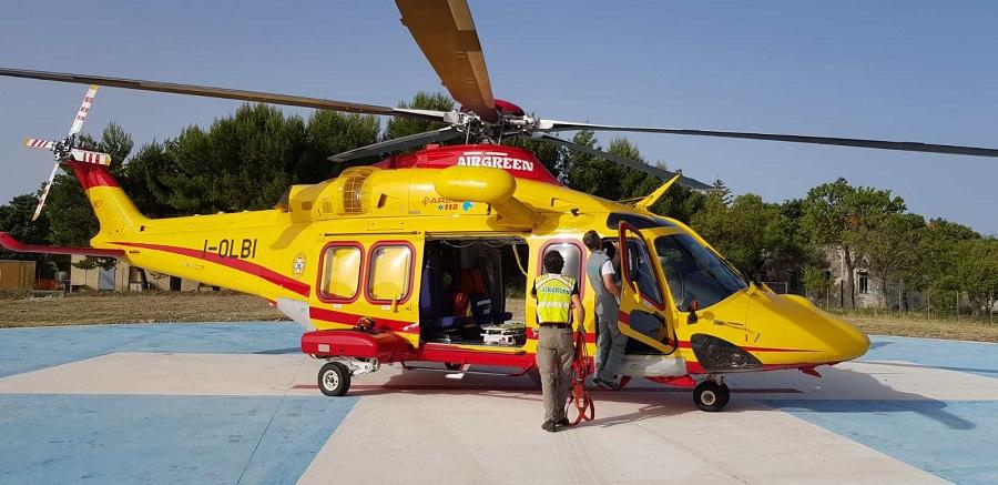 Pietraroja, 55enne muore colpito da un ramo.