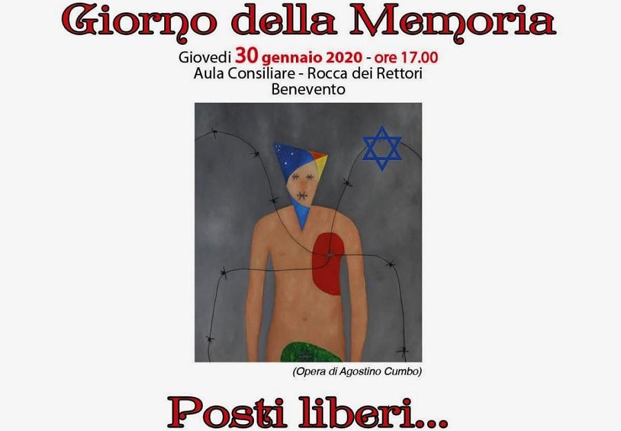 """Alla Rocca convegno """"Posti Liberi"""" dopo la cacciata dei Docenti Ebrei dall'Università Italiana"""