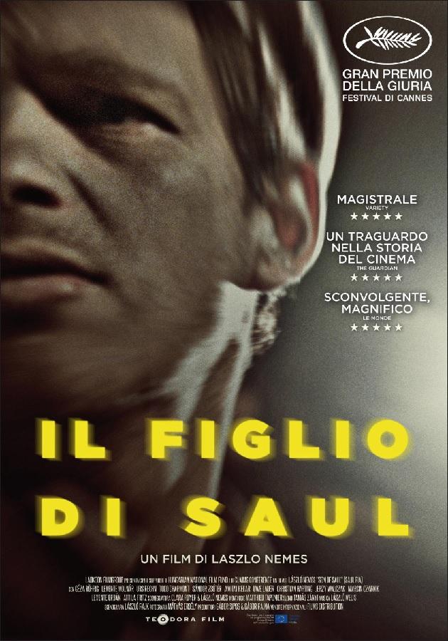 """Auser Uselte. Martedì 28 Febbraio la proiezione del film  """"Il Figlio di Saul"""""""