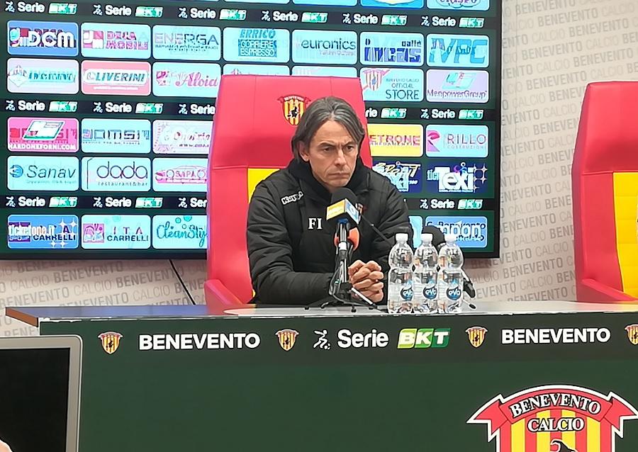 """Inzaghi : """" Non bisogna giocare sottotono a Cittadella perchè si corre il rischio di perdere """""""