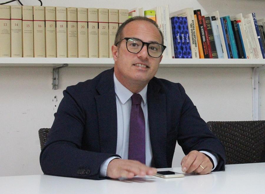 Giuseppe Schipani neo Presidente Provinciale di Med Impresa ed Acai.