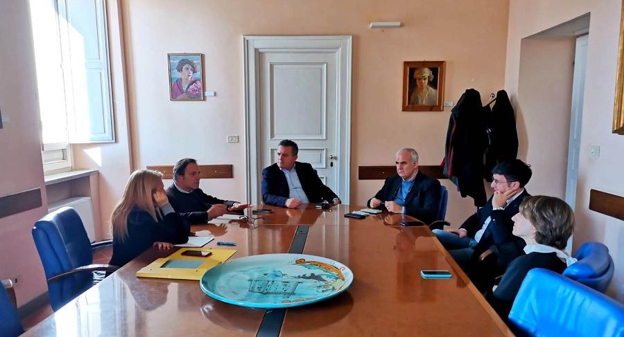 La Provincia partecipa ai preparativi per la visita del Presidente Mattarella
