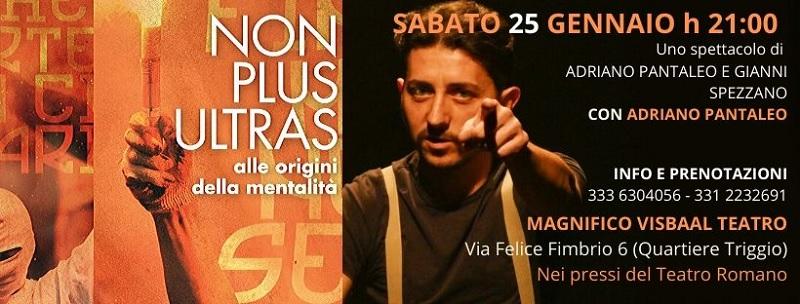 """Magnifico Visbaal Teatro presenta lo spettacolo """"Non plus ultras"""""""