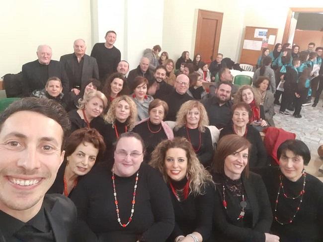 Grande successo per il tradizionale concerto di Natale organizzato dalla Pro Loco di Paupisi