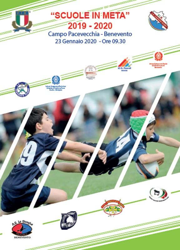"""Progetto """"Scuole in Meta 2019/2020 – riprogrammazione primo evento sul campo – comunicato stampa del 18/01/2020"""