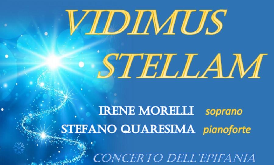 """Concerto dell' Epifania dell'Associazione il Cuore di Andrea """"Vidimus Stellam"""" il 5 Gennaio"""