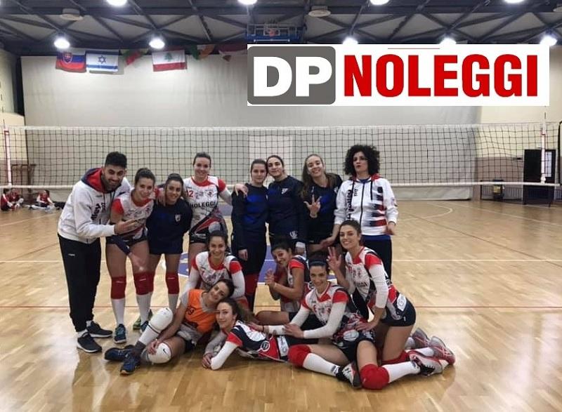 DP Noleggi SG Volley, ottima vittoria sul campo del CUS Napoli