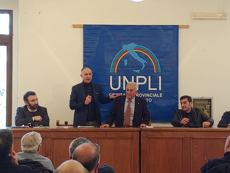 Guglielmo Laudato: eletto nel nuovo consiglio provinciale dell'Unpli