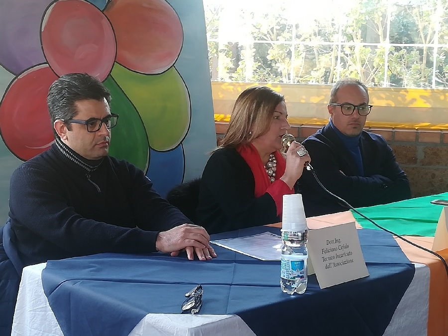 """L'Associazione """"La voce delle donne"""" di Pantano e Io X Benevento firmano un protocollo d'intesa (Video)"""