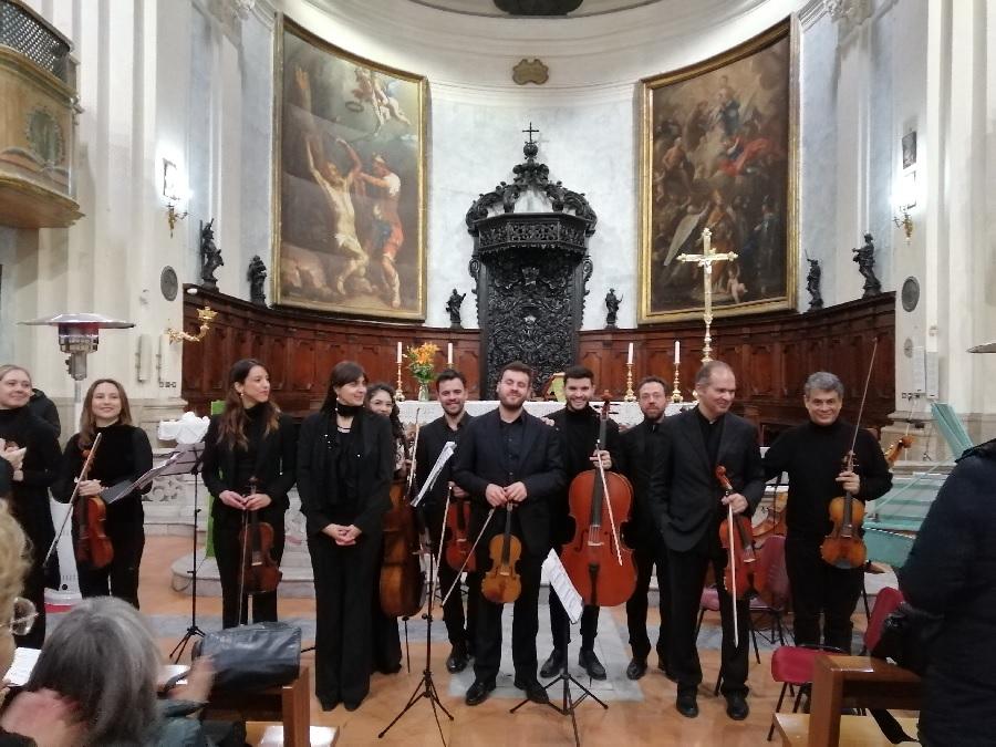 Accademia Santa Sofia. I Monumenti della Musica, Bach e Mendelssohn, nella Basilica di San Bartolomeo