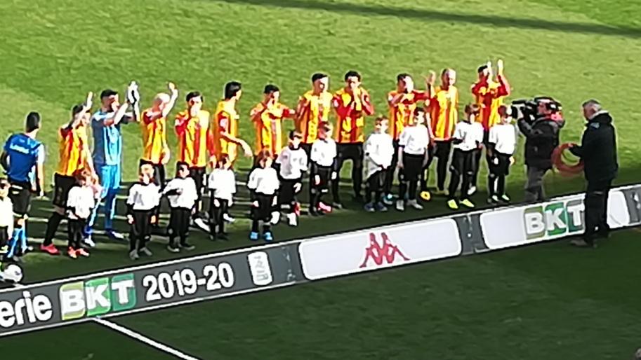 L'invincibile armata, il Benevento. Battuto anche lo Spezia per 3 a 1.