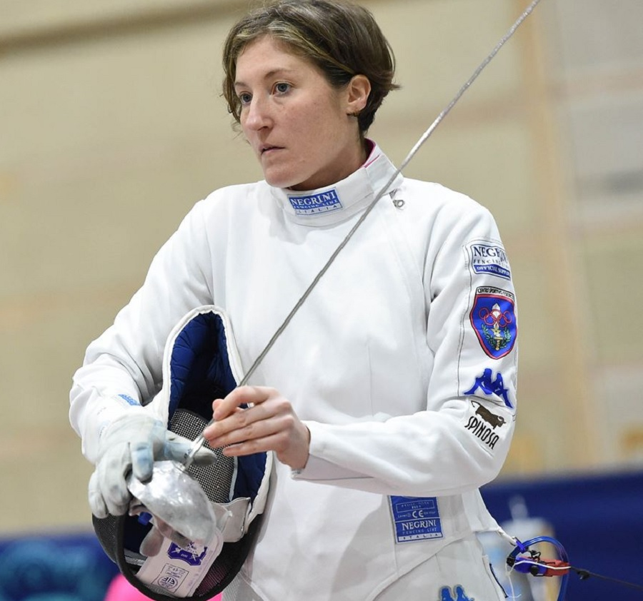 Coppa del Mondo di spada femminile: Francesca Boscarelli si conferma tra le prime 32 al mondo