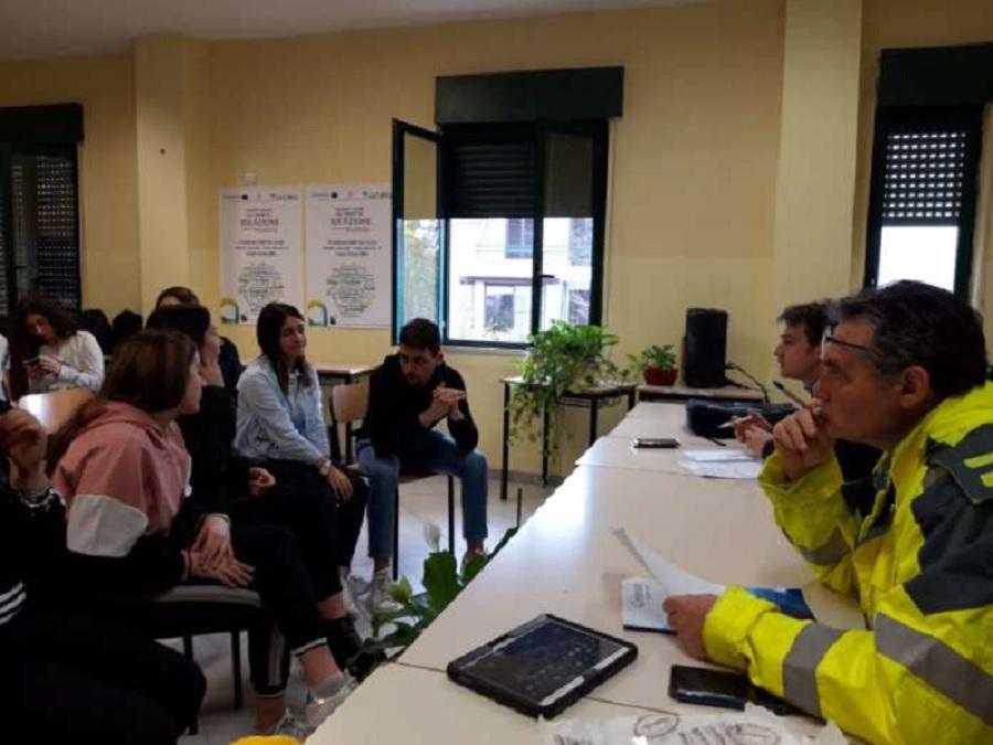 """Gesesa, presso l'Istituto Telesi@ presentata la terza edizione di """"Ideazione 2020"""""""