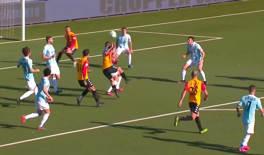 Benevento, chapeau ! Quattro gol a Chiavari contro l'Entella e + 19 sulla terza