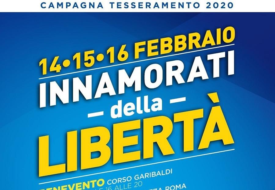 """""""Innamorati della Libertà"""". La Lega Salvini Premier nelle piazze della provincia di Benevento"""