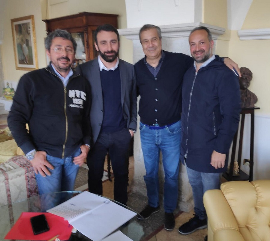 """L'ex Moccia ora cooperativa bio edilizia, Maglione: """"Supporto riuscito, ora si avvii gestione prospera"""""""
