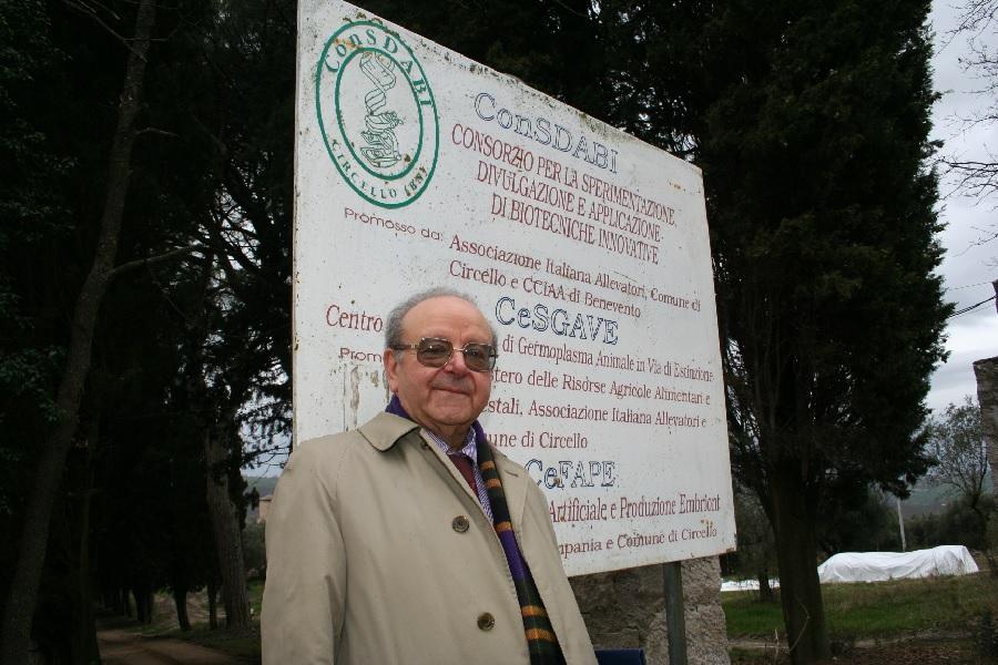 Ordine al Merito della Repubblica Italiana al prof. Donato Matassino, la soddisfazione di Antonio Di Maria