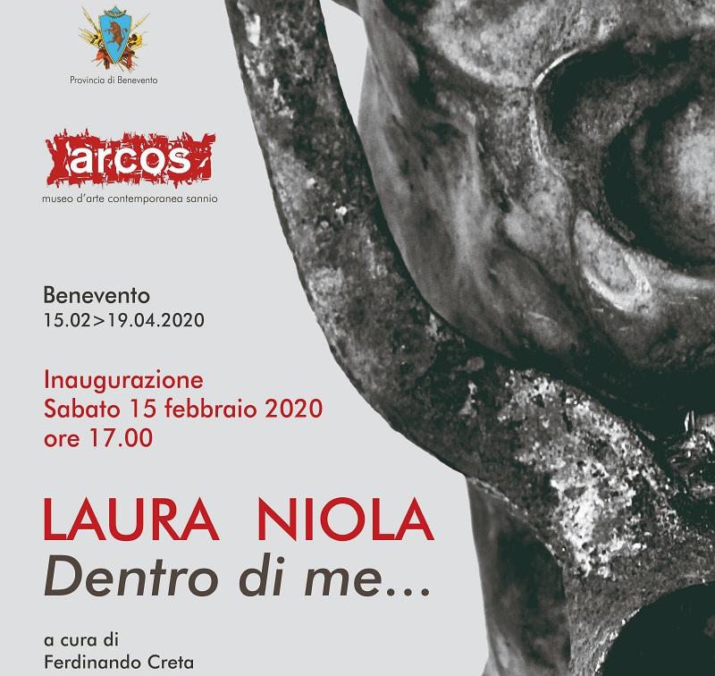 """All'Arcos inaugurazione della Mostra: """"Laura Niola. Dentro di me…"""" a cura di Ferdinando Creta"""
