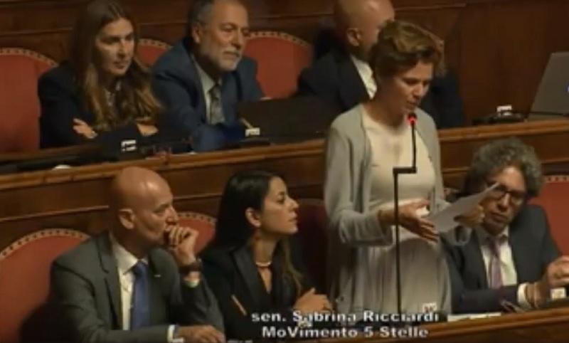 Telesina, sen.Ricciardi Interroga Ministro dei Trasporti su manto stradale e lavori al 2022