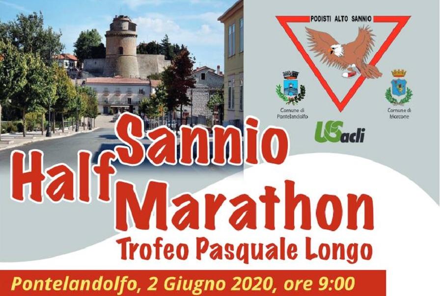 In Arrivo la XV edizione della Sannio Half Marathon 2020