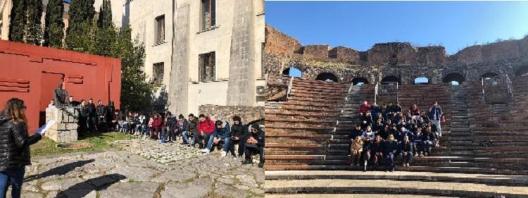Giornata Internazionale delle Guide Turistiche. Gli studenti dell'IIS Alberti guidano le visite in città