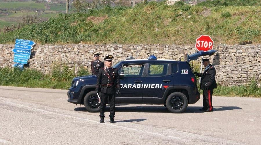 Controlli Covid19, acciuffata coppia di migranti della Zona Rossa di Ariano diretti in Svizzera