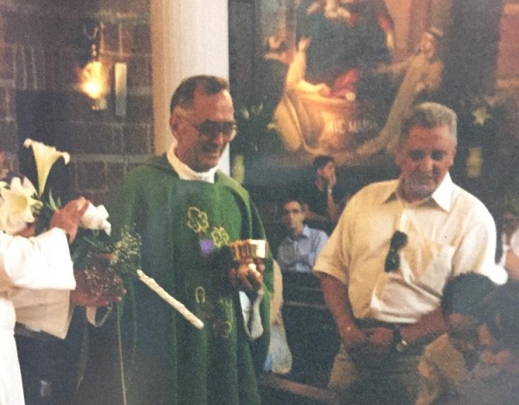 Comitato Pietà, vicinanza e condoglianze a tutta la comunità parrocchiale per la scomparsa di Don Luigi Caturano