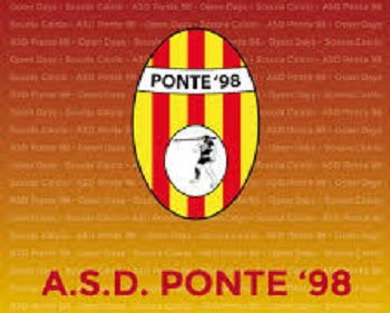 Ponte '98 , Vernacchio e Del Priore giocatori giallorossi
