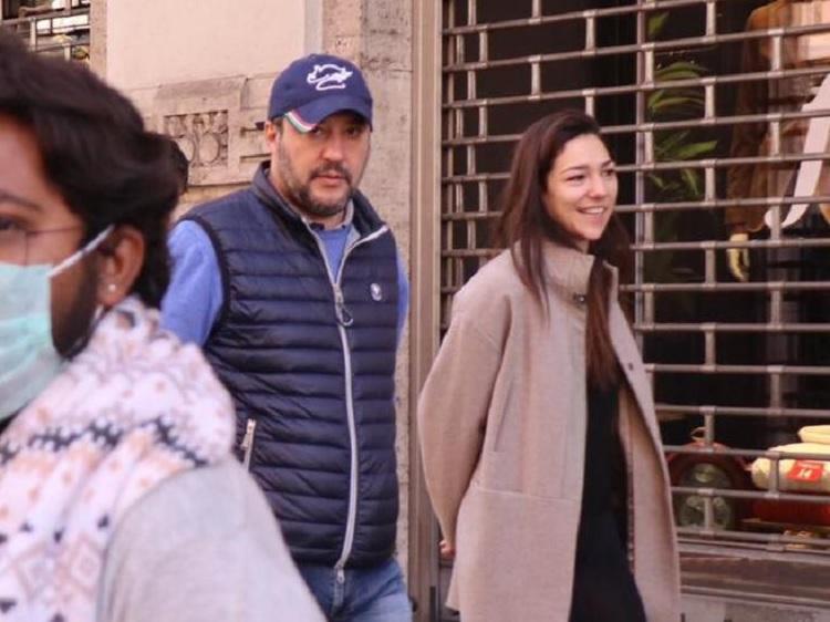 Mastella attacca Salvini per la sua uscita a Roma con la fidanzata
