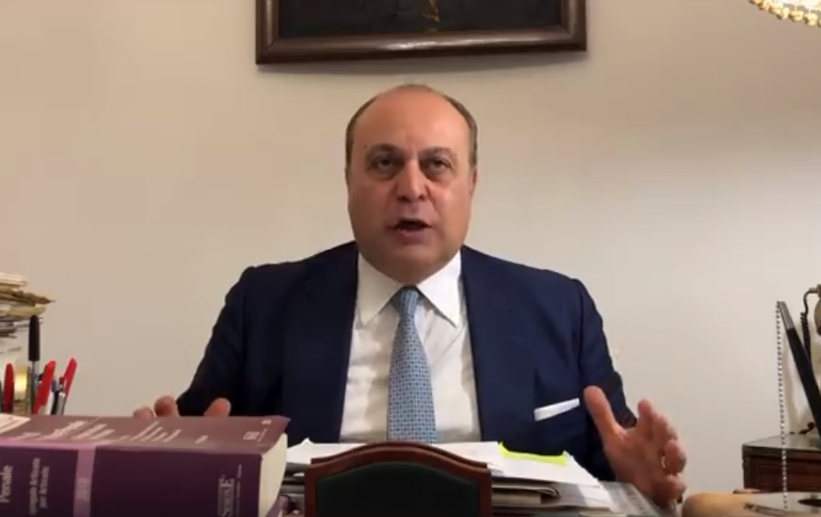 """Coronavirus. Vittorio Fucci : """"Il Sannio non è figlio di un Dio Minore, occorre potenziare i presidi ospedalieri"""""""
