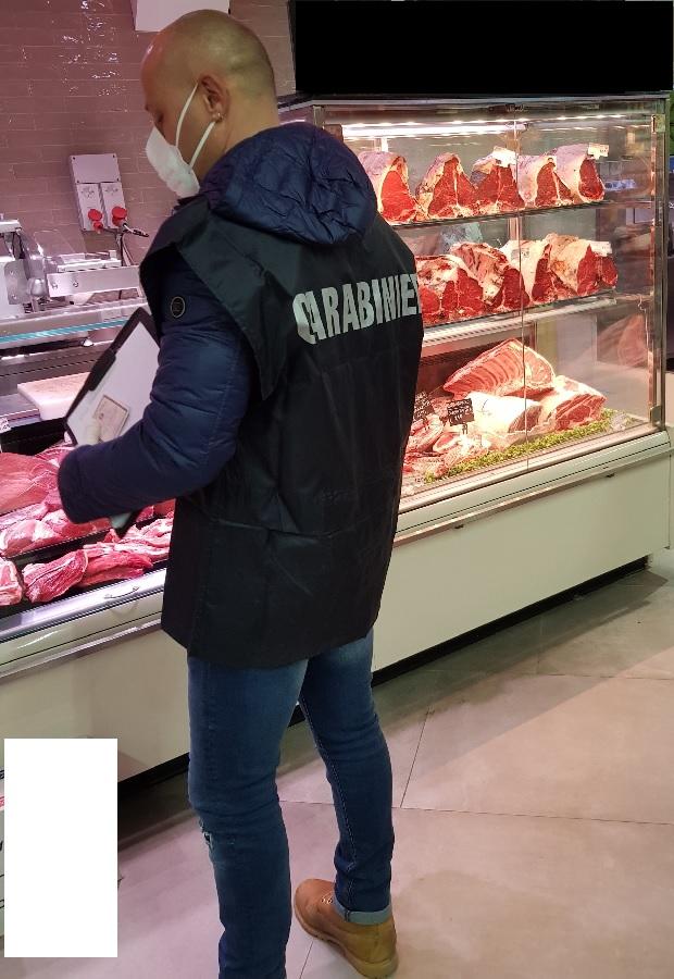 I Carabinieri Forestali per le festività pasquali hanno controllato i prodotti del settore agroalimentare ed i prezzi