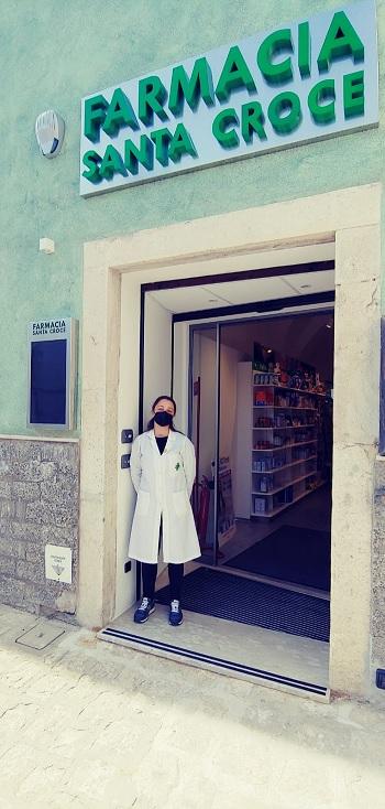 Nuova sede per la Farmacia di Santa Croce del Sannio