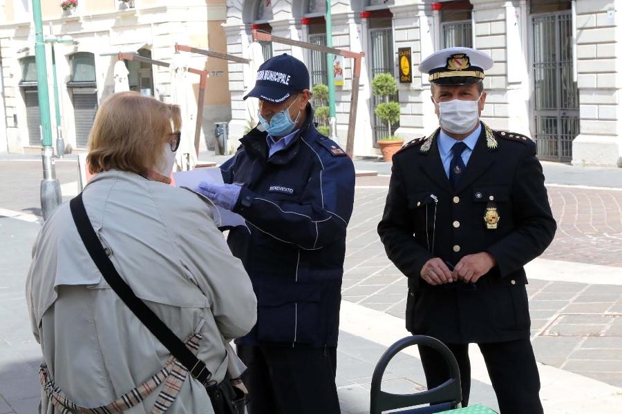Polizia Municipale. Oggi nessuna sanzione su circa 200 controlli effettuati. Domani controlli più incisivi