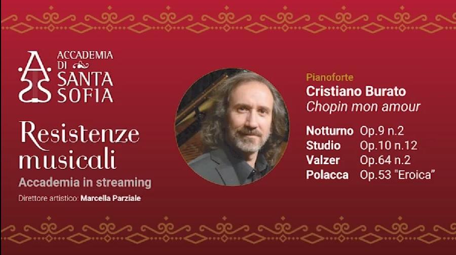 Al via Resistenze Musicali – Accademia in Streaming.