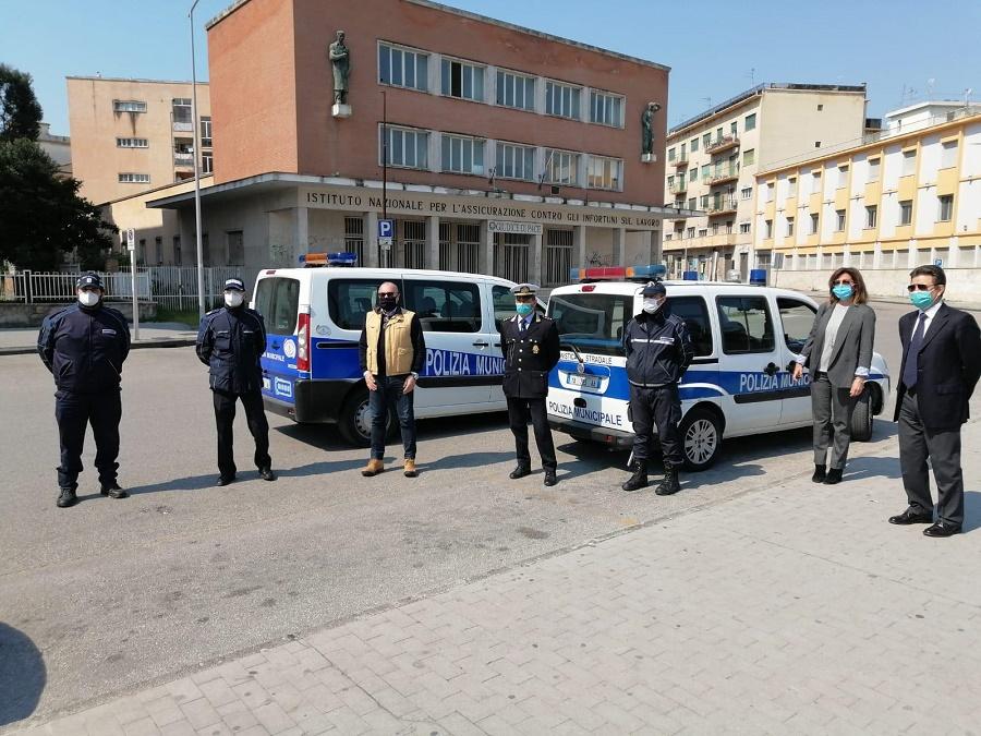 La Polizia Municipale intensifica i controlli
