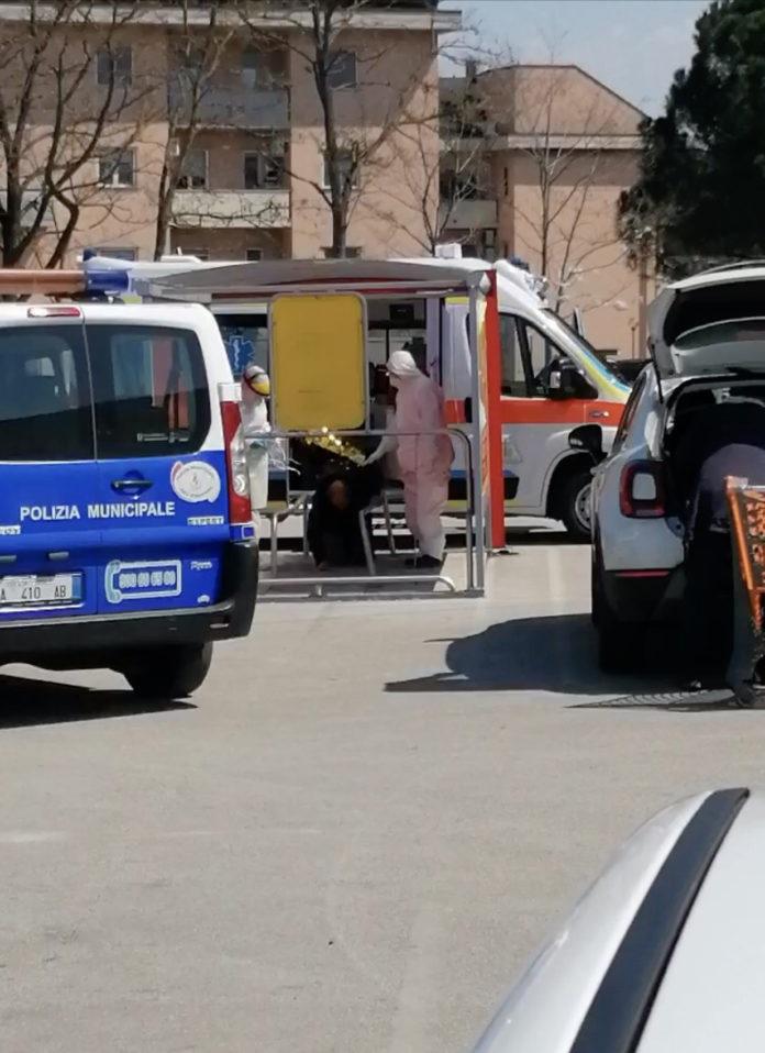 A proposito dell'uomo soccorso al Carrefour e scappato dal San Pio la Polizia Municipale chiarisce