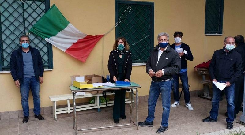 Corso di Informazione sui rischi da Covid-19 per gli operai addetti al Servizio Forestazione della Provincia di Benevento