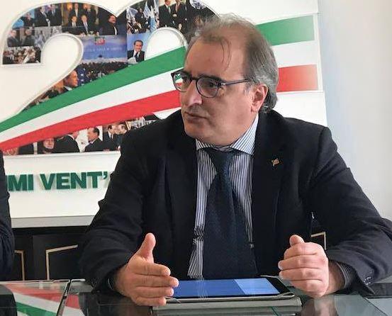 """L'on. Gigi Casciello (Forza Italia): """"Deputati intascano bonus di 600 euro? Una vergogna inaccettabile e ingiustificabile, senza pudore"""""""