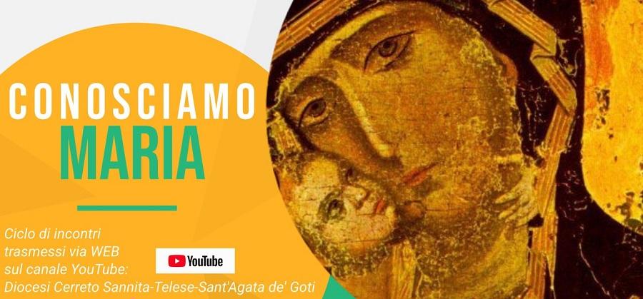 """Scuola di Formazione Teologico-Pastorale,su youtube con don Domenico Ruggiano su """"Maria e la Parola"""""""