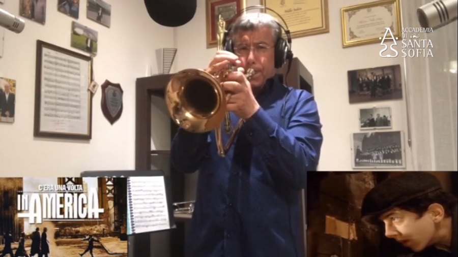 Accademia Santa Sofia,ennesimo successo con il concerto streaming di Nello Salza