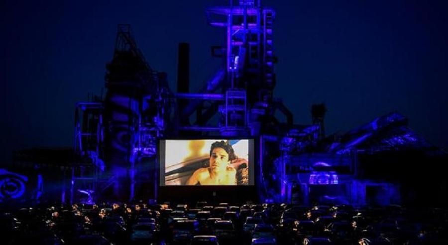 BCT da fine giugno ad agosto arriva il 'Drive In' in piazza Cardinal Pacca per vedere film all'aperto