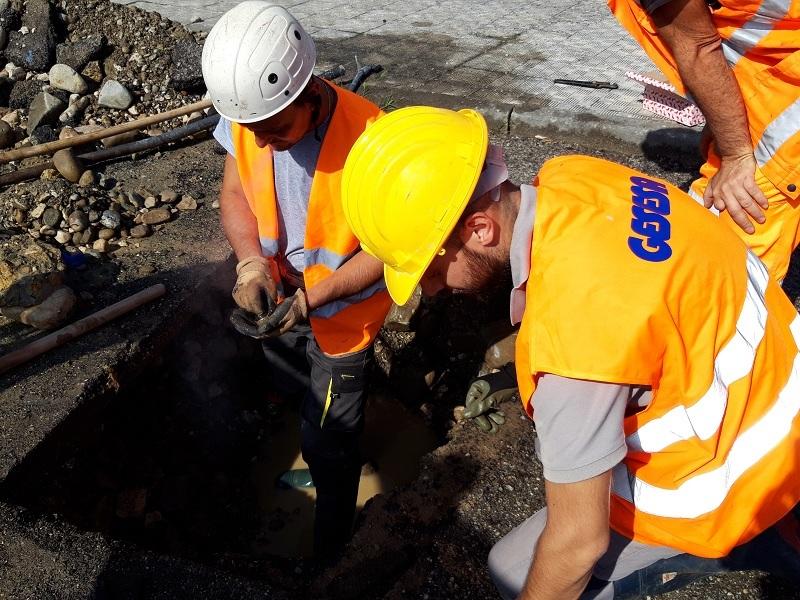 Gesesa. Interruzione idrica il 6 Maggio a San Giorgio La Molara