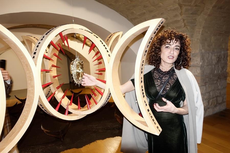"Al Museo Arcos Mostra ""Laura Niola. Dentro di me…"" a cura di Ferdinando Creta"